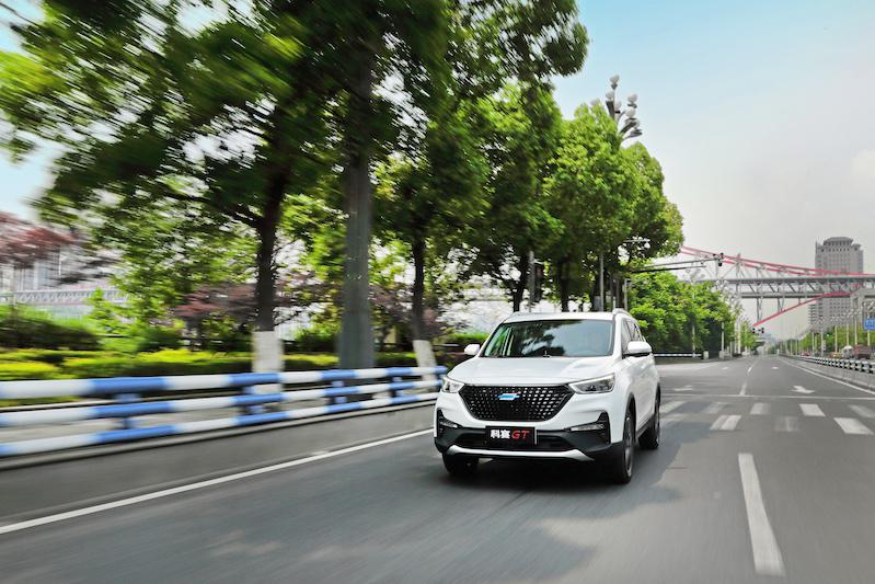 高性能大SUV满足你所需 长安欧尚科赛GT上市