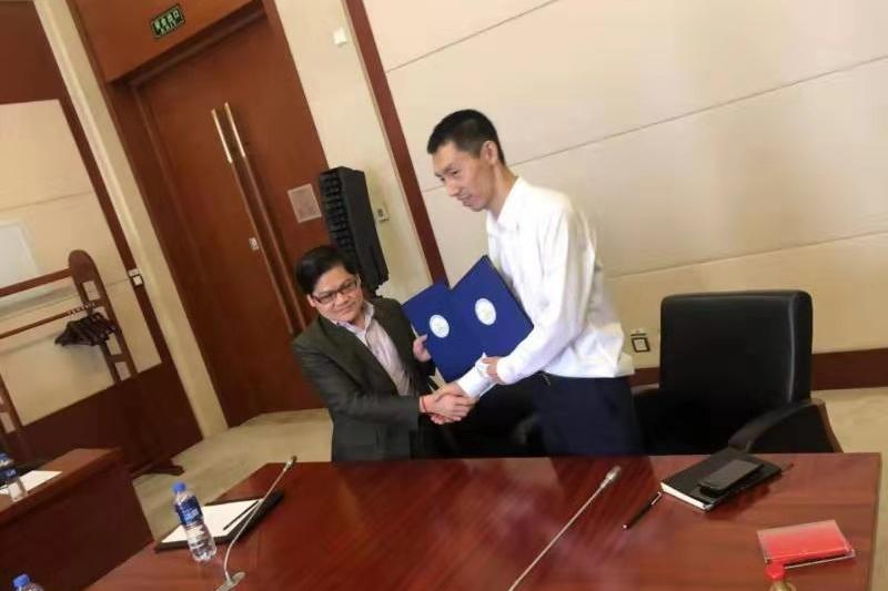 柬埔寨访华团考察中联公司并签署《合作谅解备忘录》补充内容