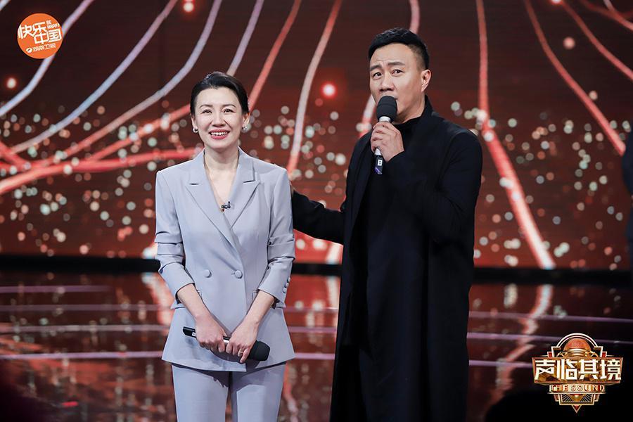 刘琳演绎《白鹿原》哭不停 胡军回顾《平原枪声》羞到脸红