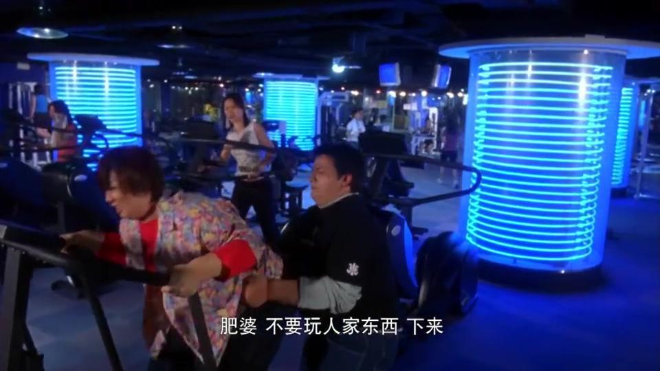 郑秀文的这个体重,别看刘德华也这么胖,都很难拉动