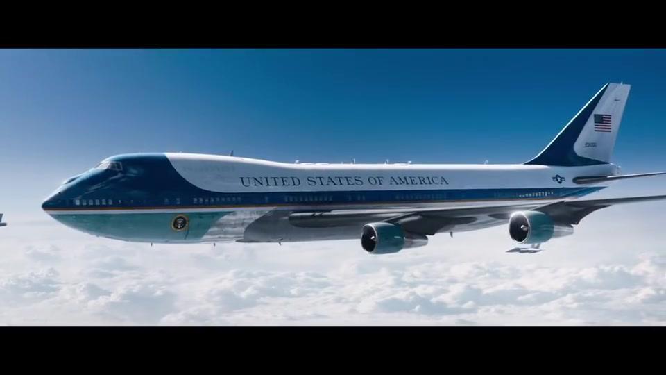 影视:难得一见的总统同逃生装置,更像火箭返回舱