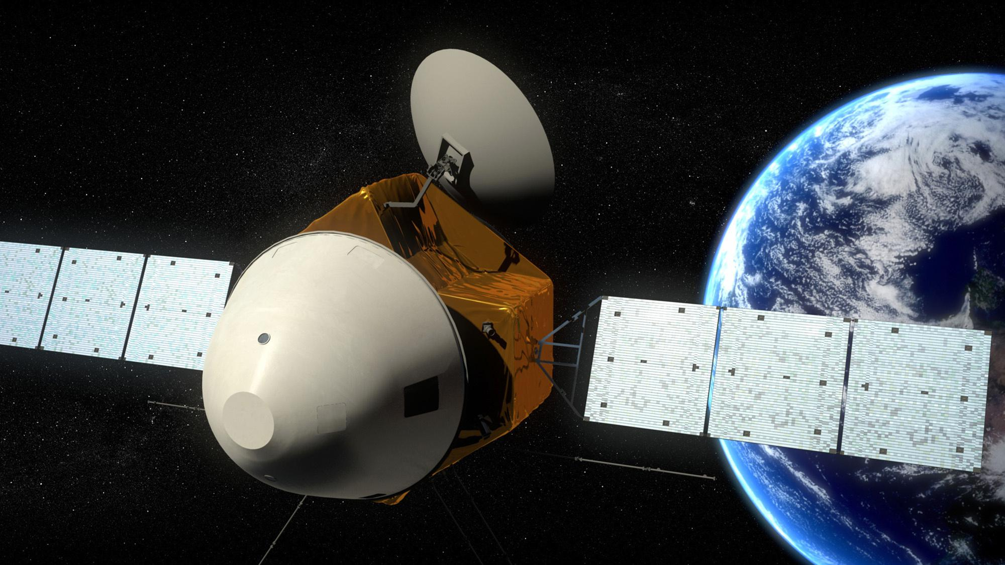 2020年探火又探月 航天发射忙不停