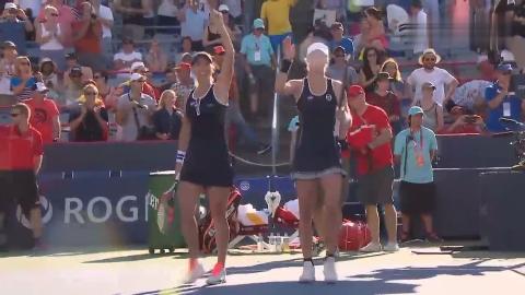 回顾 马卡洛娃 维斯尼娜入围WTA年终总决赛