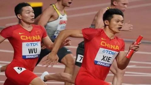 战绩不俗!谢震业破亚洲纪录全国纪录 精心养伤有望冲击奥运奖牌