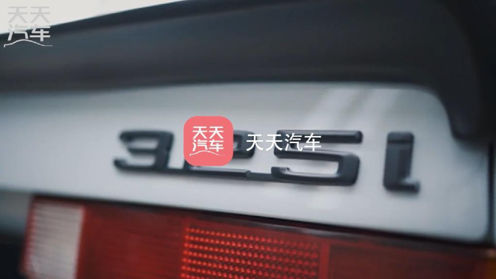 宝马 E30 M3 改装BBS轮毂