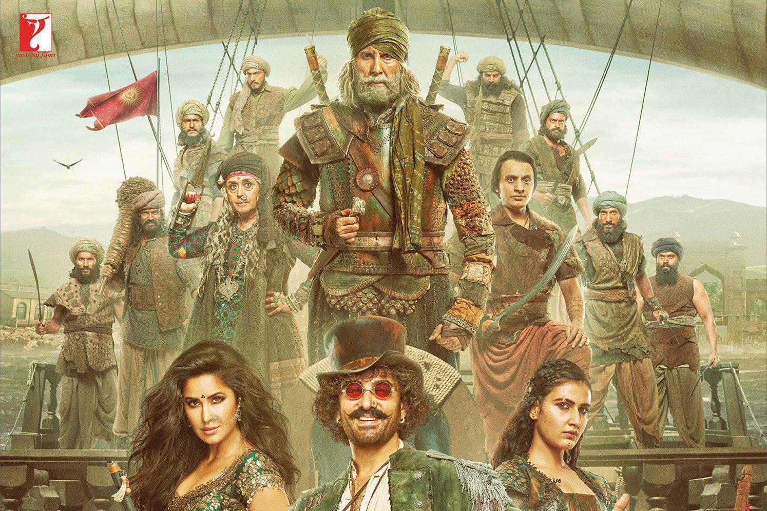 《印度暴徒》:只有不正经的人才能拯救世界