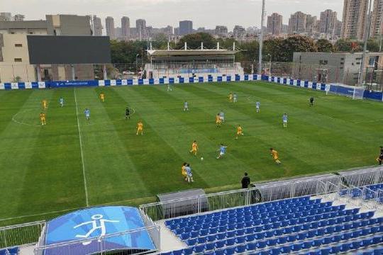 国足选拔队天津天海热身教学赛,上下半场两套阵容浮出水面……