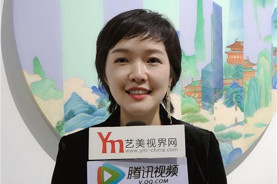 魏阳阳——青山赋艺术作品展在北京锦都艺术中心隆重开幕