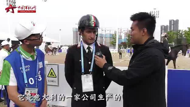 有颜有才,马术障碍赛金牌得主来了!他的装备有何奥秘?