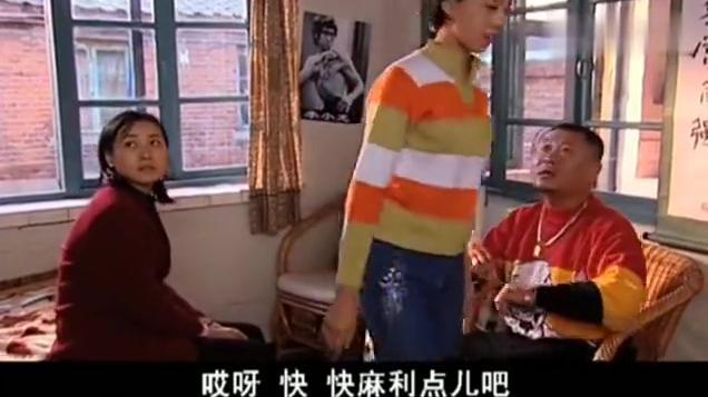 马大帅:村花玉芬投奔彪哥 彪哥一听她离婚了 狠锤沙袋大喜过望!