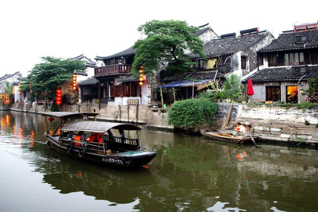 """江南""""最地道""""的4个古镇,比乌镇更适合慢旅行,知道都是哪吗?"""