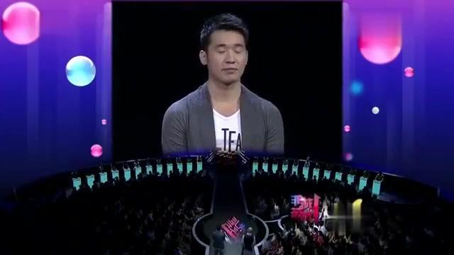 综艺:嘉宾刚上台孟非笑了:原来是你啊!女神直接爆灯,眼泪直流