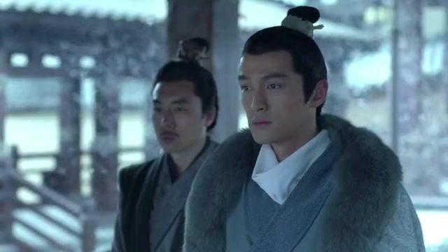 梅长苏不让靖王露面,救出卫峥让他来想办法,靖王不同意