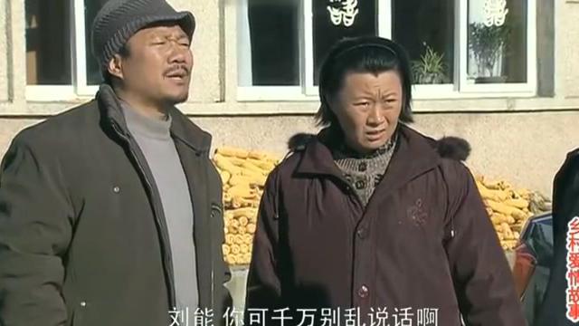 陈艳南又来象牙山,一听过两天就回去,刘能就放心了