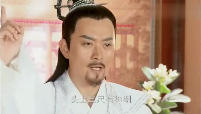 隋唐英雄:薛刚发毒誓,被父亲骂逆子,还笑的没心没肺