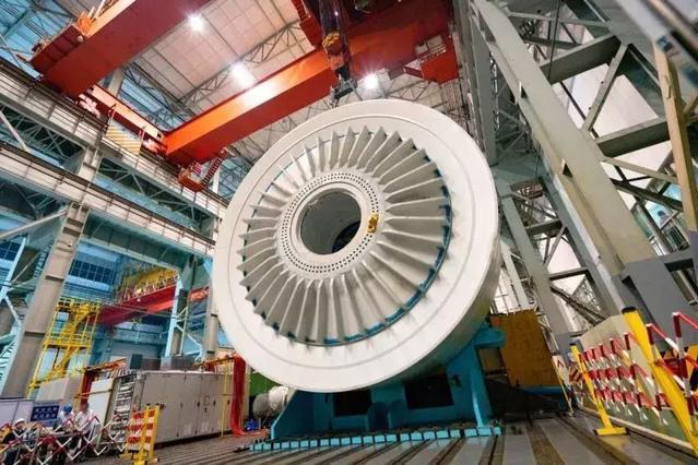 中电电气助力国内首台海上永磁直驱风力发电机研制