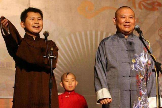 何云伟、闫云达曾并列郭德纲大弟子,奇怪,大弟子还能有两人?