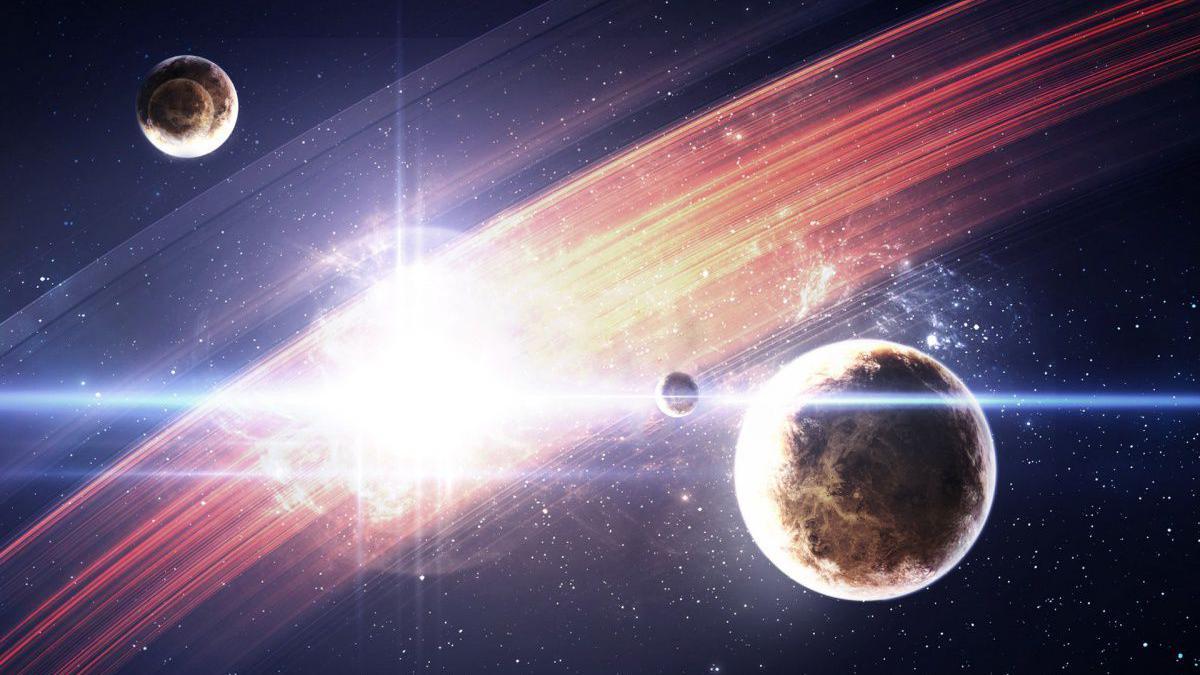 在太阳系里,水星居然和月球有相似性!明明差距很大啊?