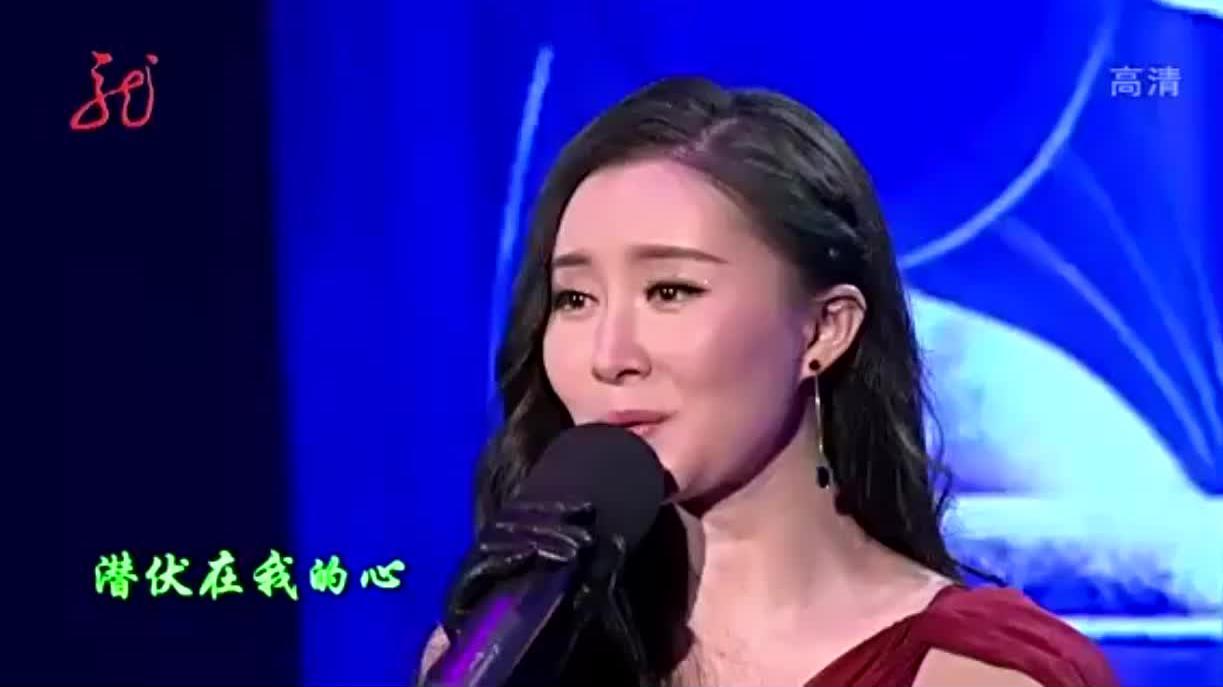 舒畅现场演唱烽火佳人主题曲《爱你如命》,李智楠的伴舞更精彩