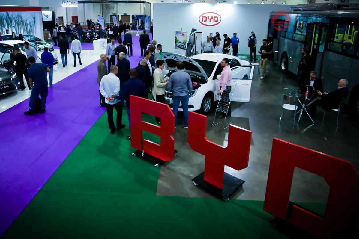 2019巴西新能源电动车展 VE EXPO