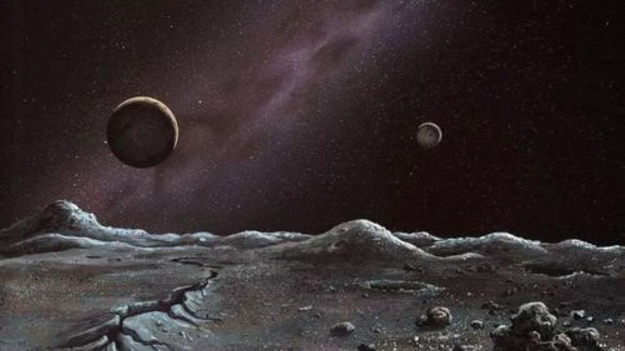 冥王星或有海洋!但和地球上的不一样,或会存在些不一样的生命!