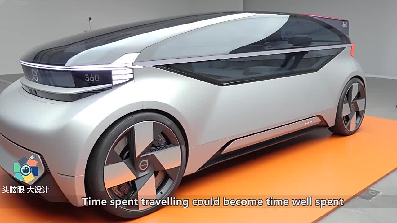 重磅沃尔沃推出无人驾驶汽车把床放汽车里网友像个大棺材