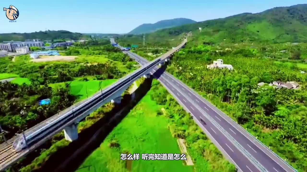 广东到海南没有铁轨火车是怎么开过去的看完佩服工程师智慧