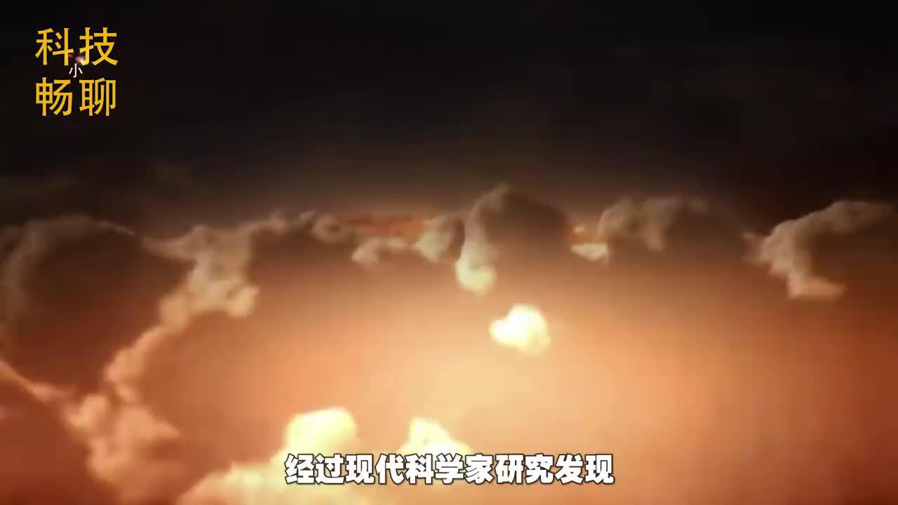 6500万年恐龙灭绝画面直径10公里小行星撞击地球