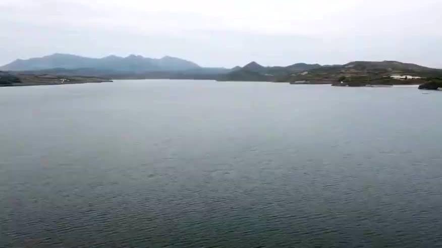 葫芦岛!龙屯水库景色,为大家呈现水库一角