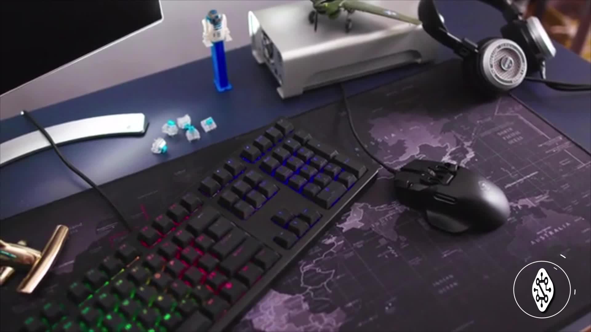 Keystone 为您提供精确控制并迎来键盘输入的新时代