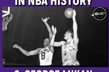 美媒评NBA历史前十中锋:大猩猩第八,鲨鱼第四,大梦第二