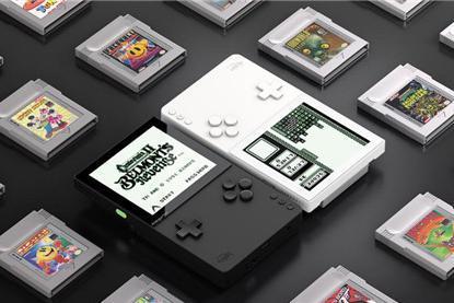国外厂商推出怀旧掌机 支持全部GB游戏插卡直接运行