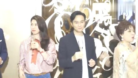张智霖直言片酬由袁咏仪把控自曝常常吵架根本不是模范夫妻