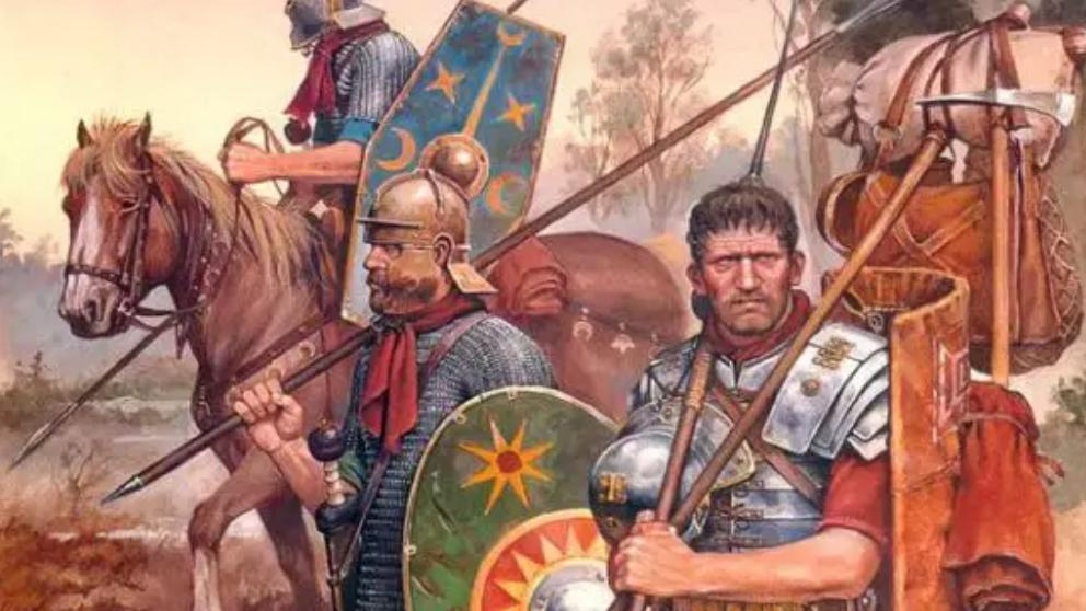 贵族元老当统帅中产只能当大兵罗马扩张时期的军中阶层鸿沟