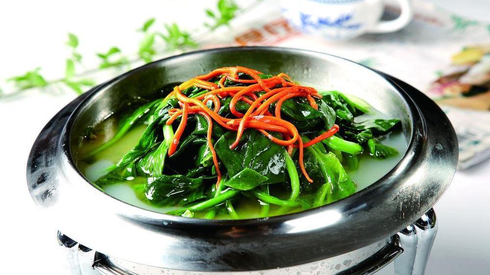 这菜常给孩子吃,补铁,促进肠胃蠕动,孩子个头长得快