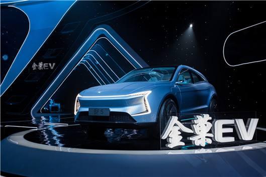 金康新能源获重庆国资增资 首款车SF5或三季度上市