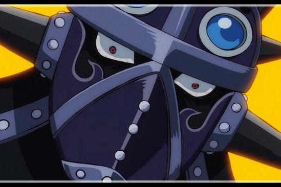 海贼王918集,稀有种族的King气场强大,真实的战力远在奎因之上