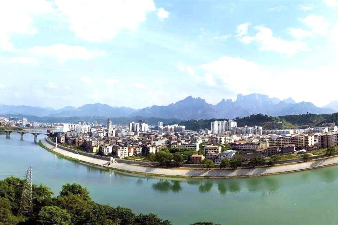 湖南经济总量最小的城市,名气超过省会,是你的家乡吗?