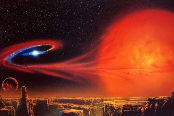 假如有一天地球被黑洞吞噬,人类能在黑洞内部生存吗?