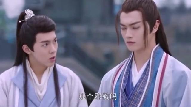 从前有座灵剑山:王陆要不要这么调皮,没想到师父就在后边