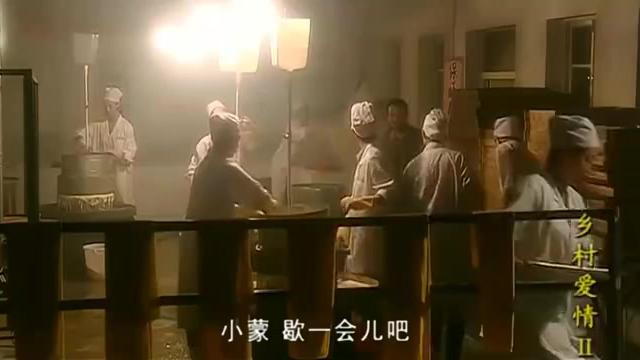 乡村爱情:看着小蒙那么忙,老七担忧了,便催着小蒙的婚事