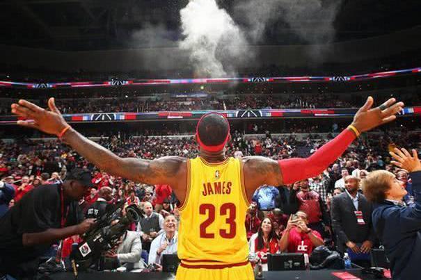 詹姆斯新赛季最有希望打破的三项纪录,每一项都是历史第一
