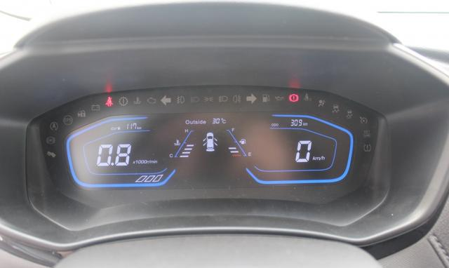 为夏日出行标配——欧尚A800淮安机电到店实拍