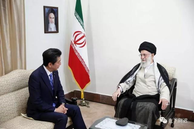 油轮遇袭风云再起:哈梅内伊会见日本首相,双方到底说了啥?
