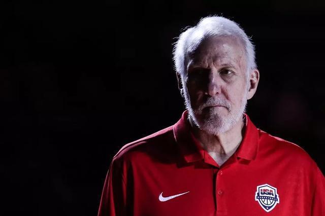 疑惑?这次美国男篮世界杯惨败,波波维奇当真一点责任没有吗?