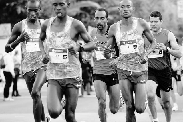 长跑之道的另一种方向:纯粹的速度追求