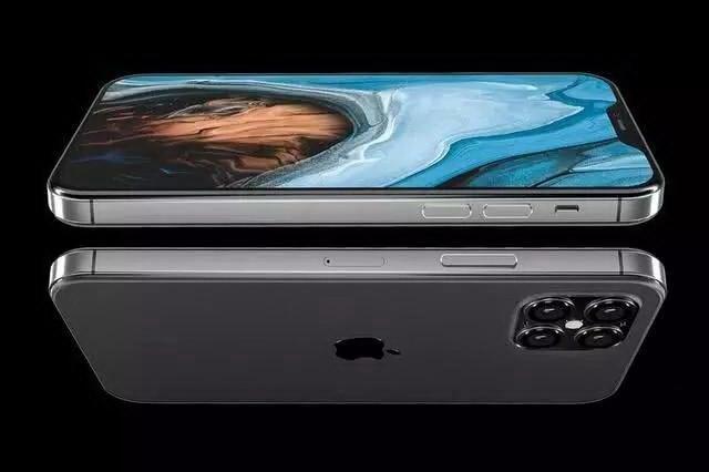 渲染图曝光!iPhone 12或回归乔布斯时代设计