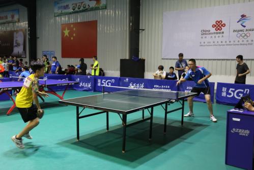 第七届中国联通乒乓球挑战赛连云港赛区选拔赛完美落幕