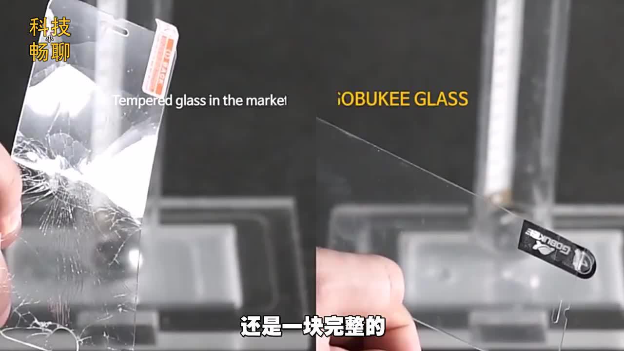 中国攻克1000多项的技术瓶颈研制出0.12毫米的超薄玻璃