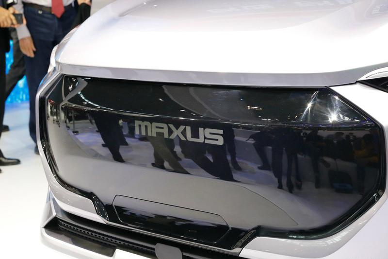 上汽MAXUS EUNIQ 5将于9月26日正式下线